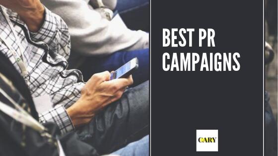 Best PR Campaigns